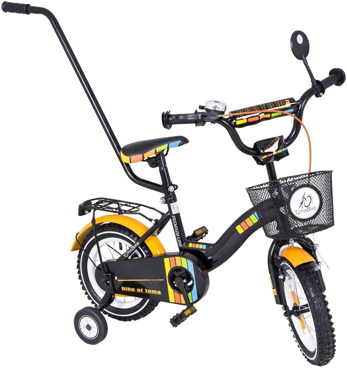 fd40af1c9785 ... Rower Dziecięcy Rowerek BMX 12 KOSZ OD 3 DO 5 LAT ...